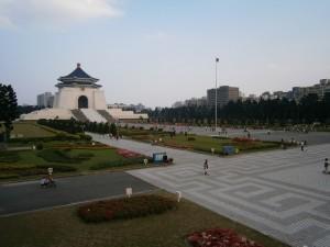 La place du CKS memorial