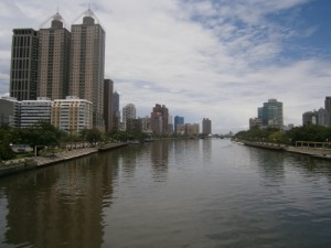 Kaohsiung - Love river
