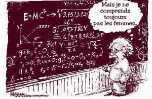 Einstein et les femmes
